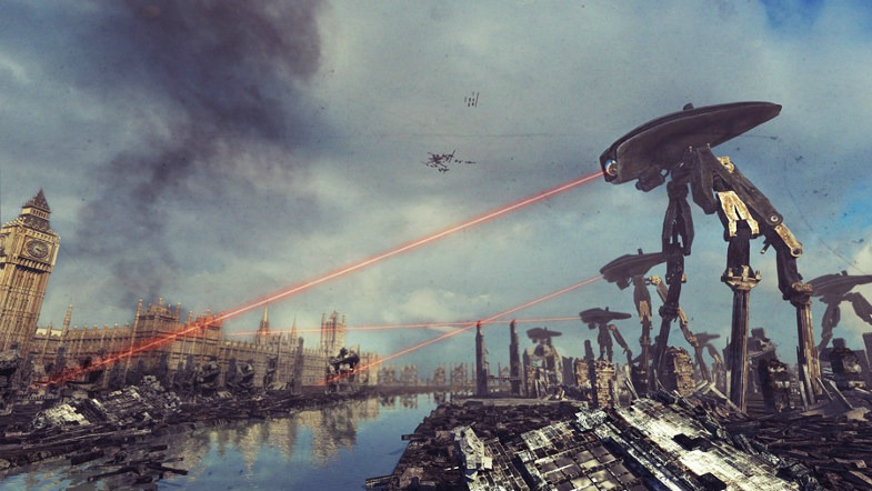 'War of the Worlds' Sequel Invades in 2017