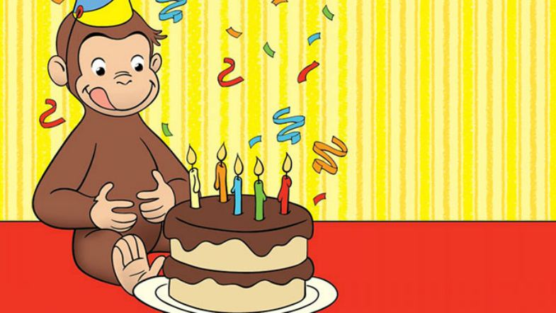 Curious George Turns 75