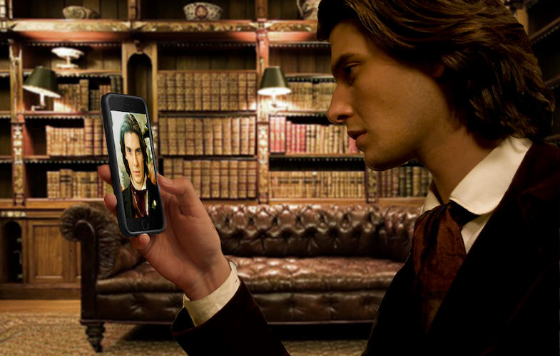 What Would Dorian Gray Be Like if He Were Alive Today?