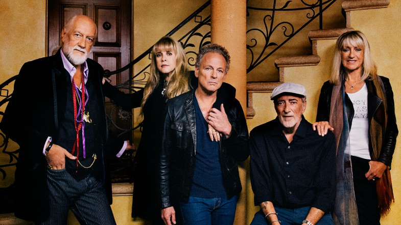 Fleetwood Mac today