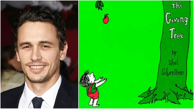 James Franco, Giving Tree