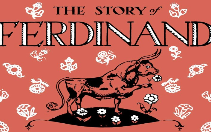 The Story of Ferdinand Cover