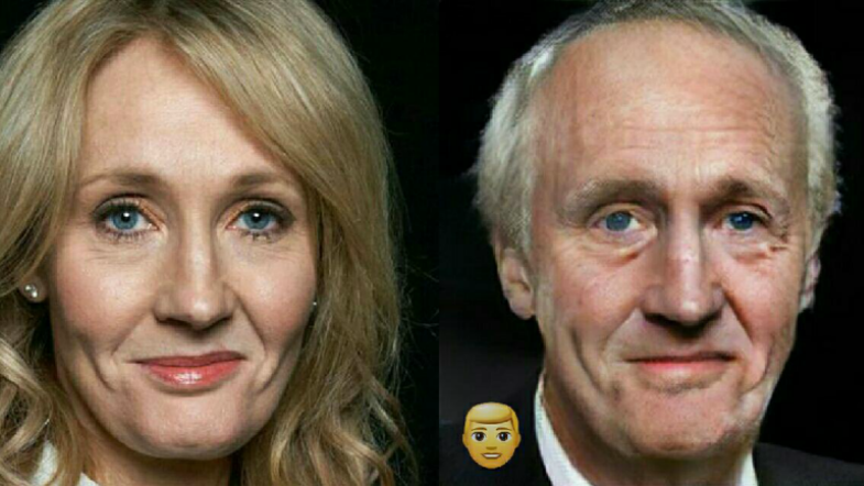 The Face App Results on Your 7 Favorite Authors Are Hilarious