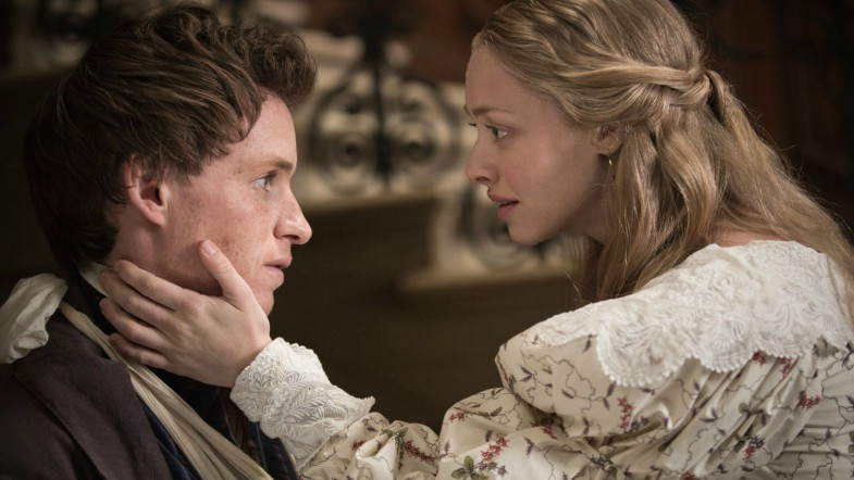Les Miserables movie Marius Cosette