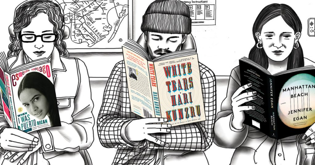 Did You Know That New York City Has a Book Club?
