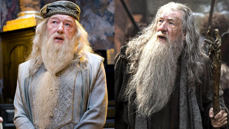 dumbledore gandalf