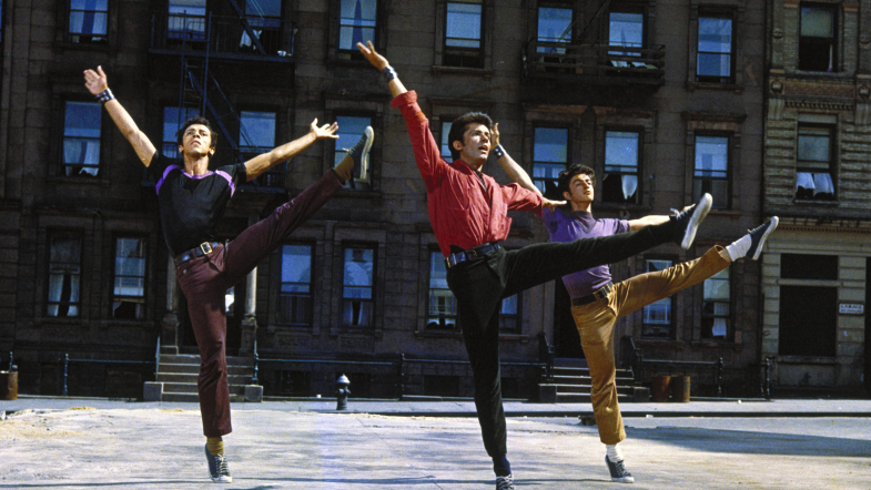 West Side Story Shark's Dance