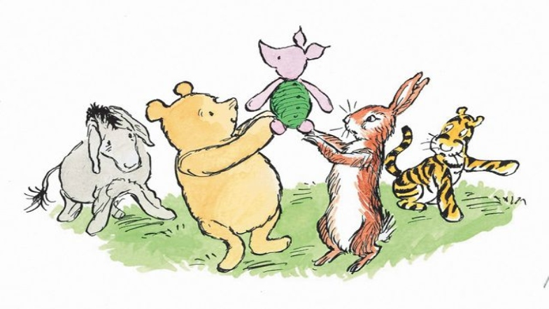11 A.A. Milne Quotes That Are as Sweet as Honey