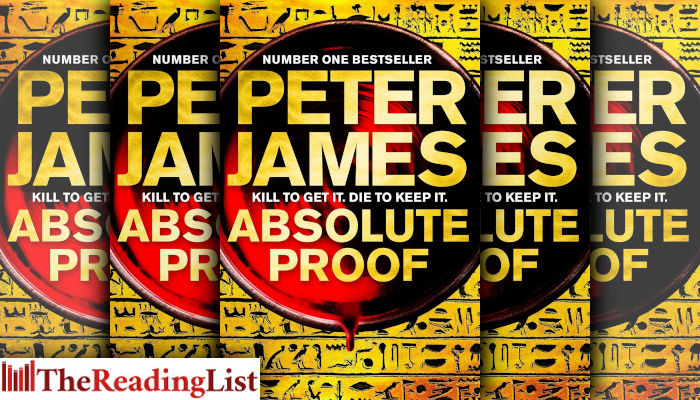 Master Thriller Writer Peter James Reveals the Fascinating Inspiration Behind His Explosive New Novel, 'Absolute Proof', Killer Writing Tips and More!
