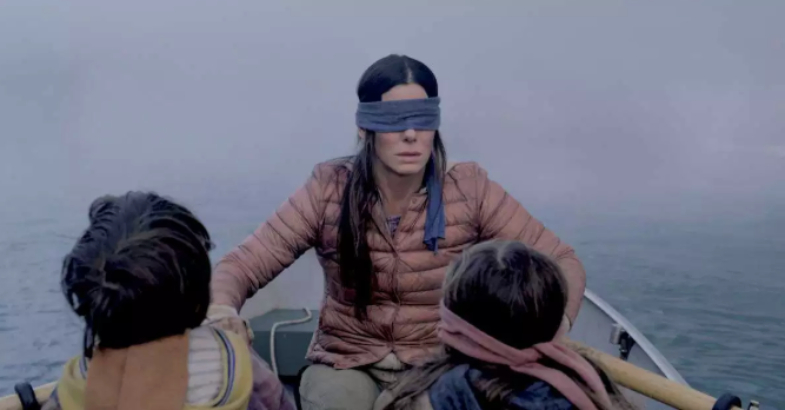 Sandra Bullock in Netflix's 'Bird Box'