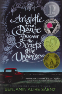 Benjamin Alire Saenz' 'Aristotle and Dante Discover the Secrets of the Universe'