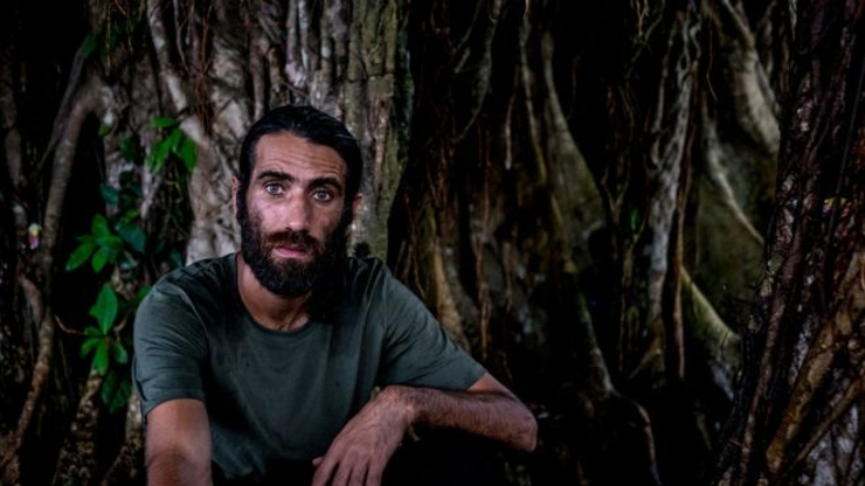 Behrouz Boochani, author in exile