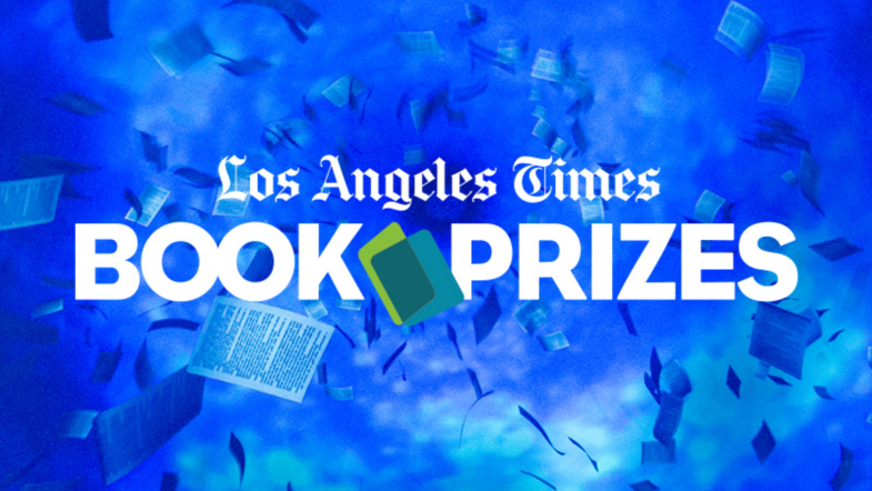 The L.A. Times Book Prize Logo
