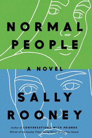 American cover for Normal People