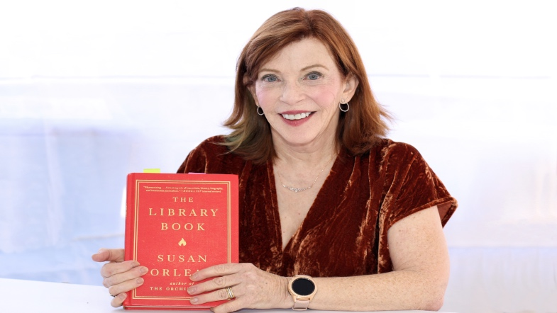 Paramount TV to Adapt Susan Orlean's 'The Library Book'