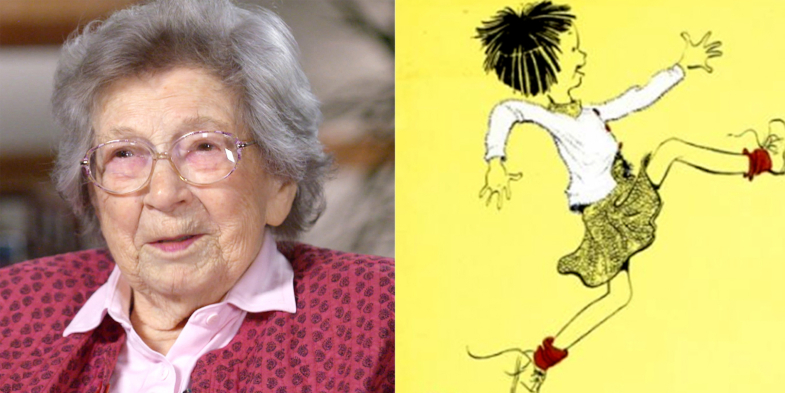 Beverly Cleary and Ramona Quimby