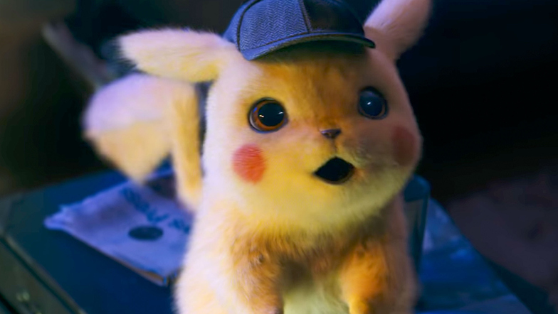 Here's Our Review & Sneak Peek of 'Detective Pikachu!'