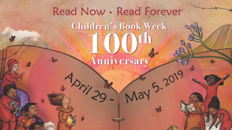 Children's Book Week Kicks off April 29th for Its 100th Anniversary!