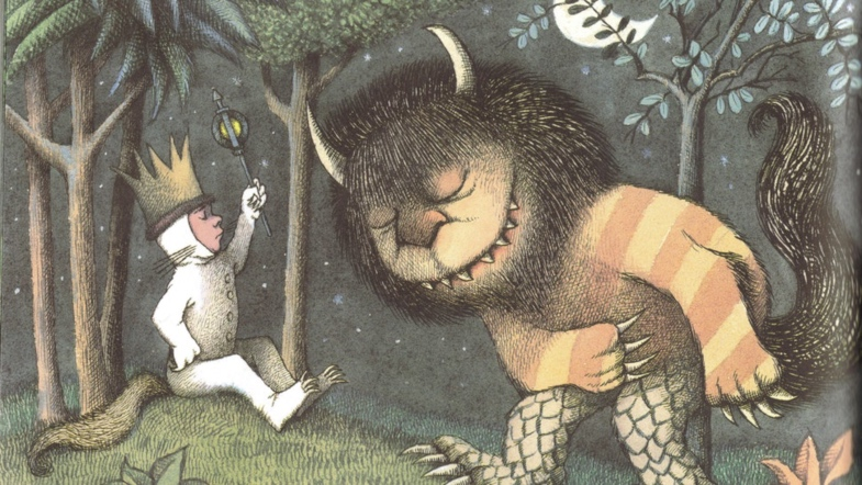 'Where the Wild Things Are' Was First Published Today!