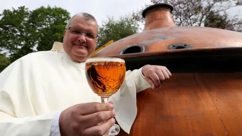 Belgium Monks Make Beer History with Recipe from Lost 1700s Book!