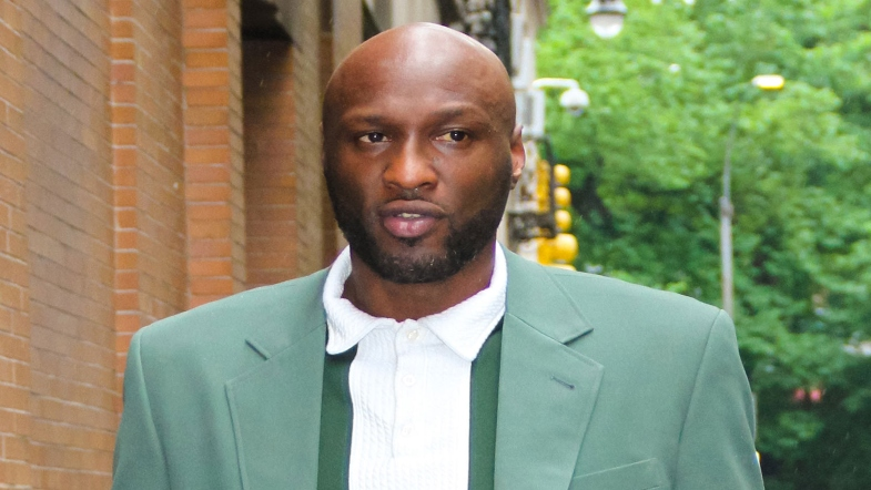 Lamar Odom Gets Real About Drug Addiction In New Memoir