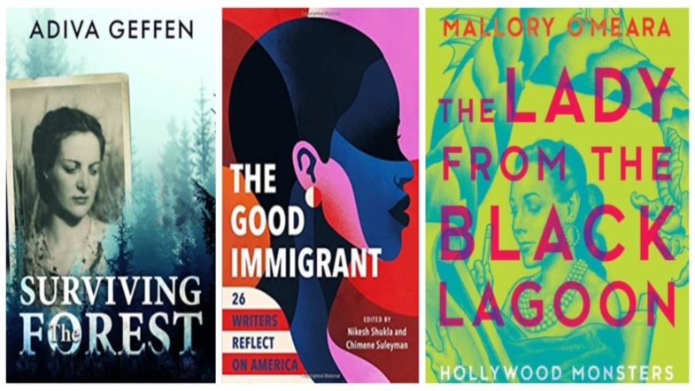 See What Everyone Is Talking About With Our Top 5 Nonfiction Picks!