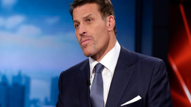 Tony Robbins' Book Dropped Following Harassment Allegations