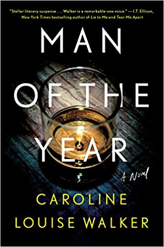 'Man of the Year' Caroline Louise Walker