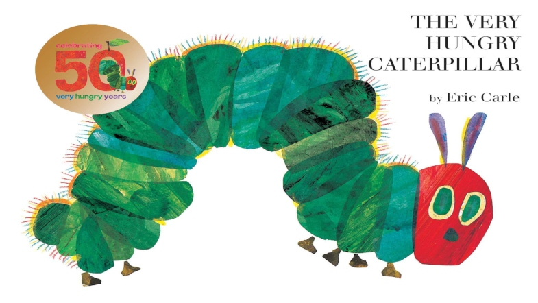 'The Very Hungry Caterpillar' Turns 50