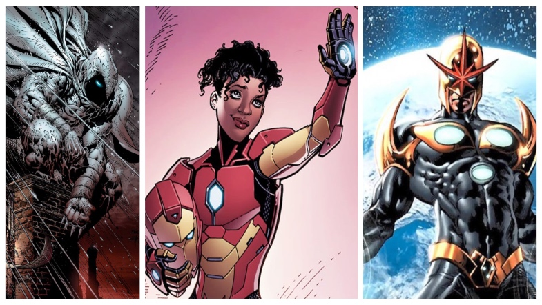 The Next Avenger? Check Out the 6 Superheroes Marvel Could Adapt Next!