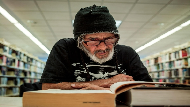The San Francisco Public Library Gives Home to the Homeless