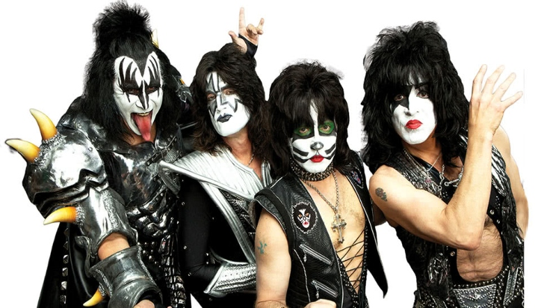 KISS Releasing Book All About Their Outrageous Merchandise