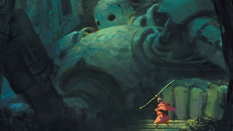Get Lost in Our Top 5 Sci-Fi and Fantasy Books This Week