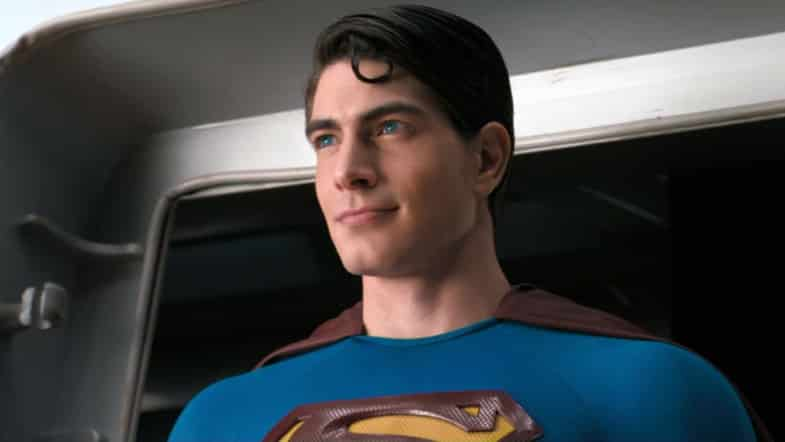 Brandon Routh's Superman Returns for the CW's 'Arrowverse' Crossover