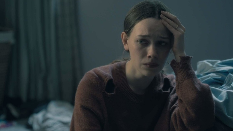 Victoria Pedretti in 'The Haunting of Hill House'