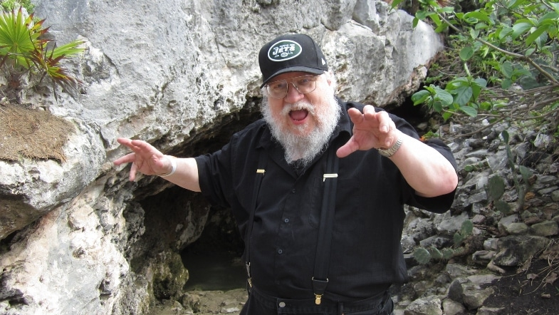 Top 4 Tweets Where George R.R. Martin Made 70 Look Good