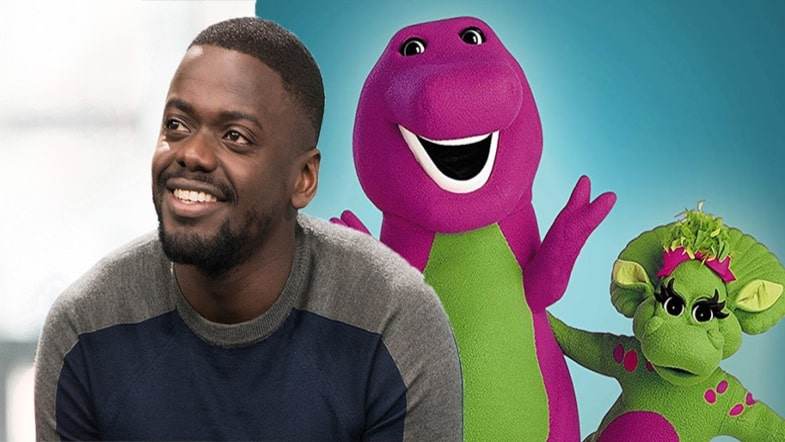 Daniel Kaluuya to Produce 'Barney and Friends' Live Action Movie