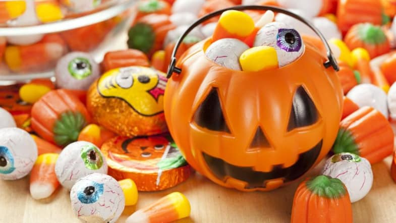 Pick A Halloween Candy And We'll Give You A Book!