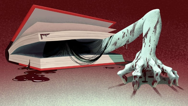 Why We Love Being Scared by Horror Books and Movies