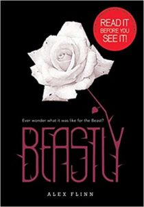 Beastly book cover