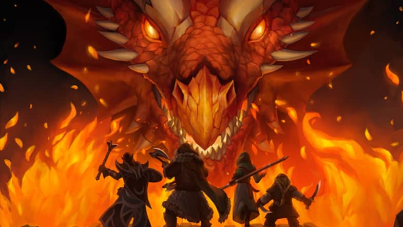 5 Books Inspired by Dungeons and Dragons
