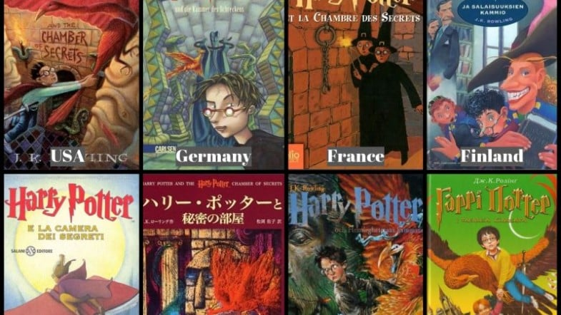"""Ranking """"Harry Potter"""" Covers from Best to Worst"""