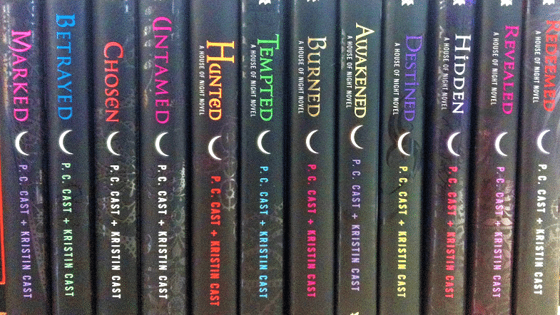 """Which """"House of Night"""" Character Are You?"""
