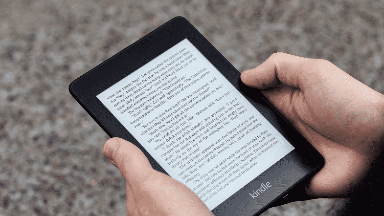 Amazon Knows What You're Reading and How You're Reading It
