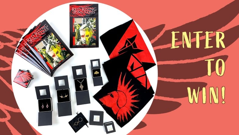 Enter to Win These Unmissable 'Red Rising' Prizes