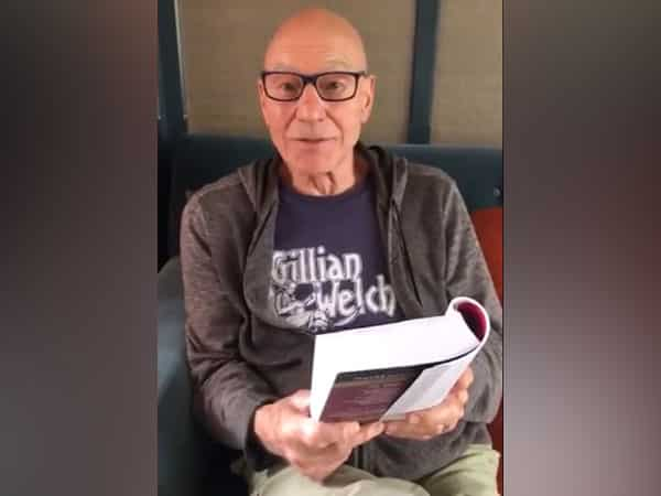 Patrick Stewart Reads Shakespeare A Day