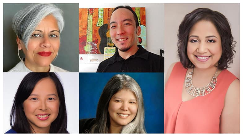 5×5: Celebrate Asian and Pacific Islander American Heritage Month