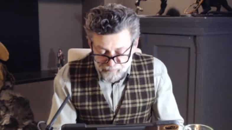 Gollum Actor Reads 'The Hobbit' Live For Covid-19 Relief