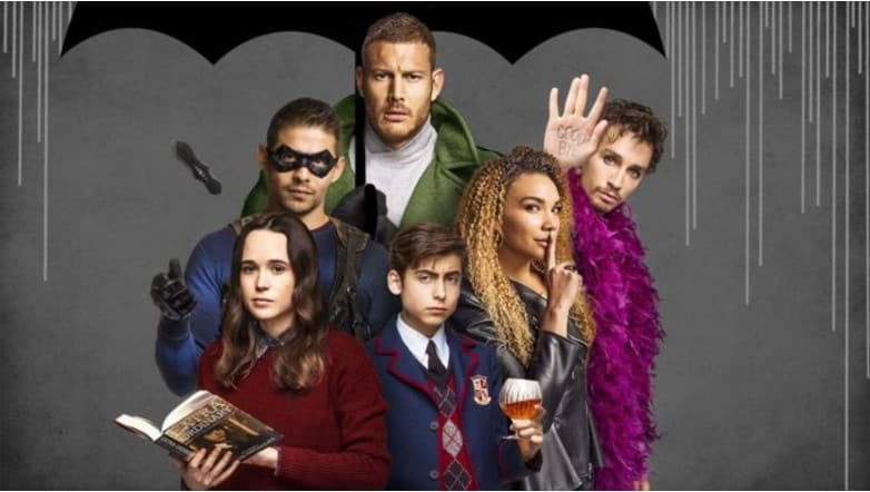 Umbrella Academy featured image