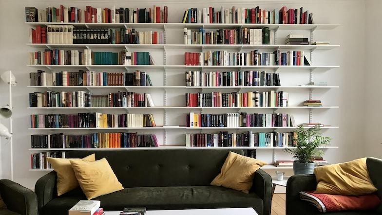 Spruce Up Your Home With These Bookish Ideas